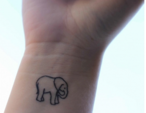 Small-elephant-tattootattooideas